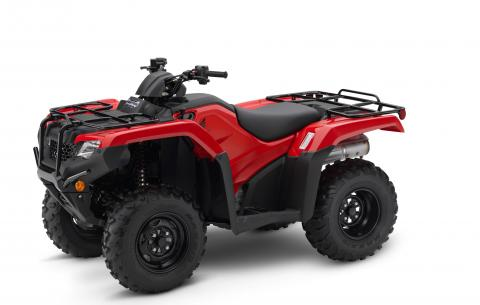 FourTrax Rancher 4x4 Automatic
